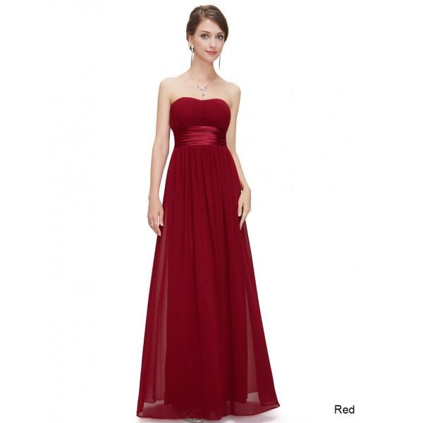 Večerní společenské dámské šaty bez ramínek Ever Pretty 9955 - 3 barvy adc0a460040
