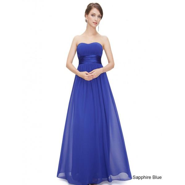 Večerní společenské dámské šaty bez ramínek Ever Pretty 9955 - 3 barvy e1d6d6d0b3