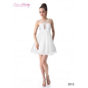 Sexy dámské koktejlové šaty poseté kamínky a korálky 3513 - 3 barvy ... f0fd493b46