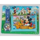 Dětské, chlapecké hodinky Mickey Mouse + peněženka TIP na dárek