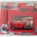Dětské, chlapecké hodinky auta Cars + peněženka TIP na dárek