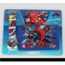 Dětské, chlapecké hodinky Spiderman + peněženka TIP na dárek