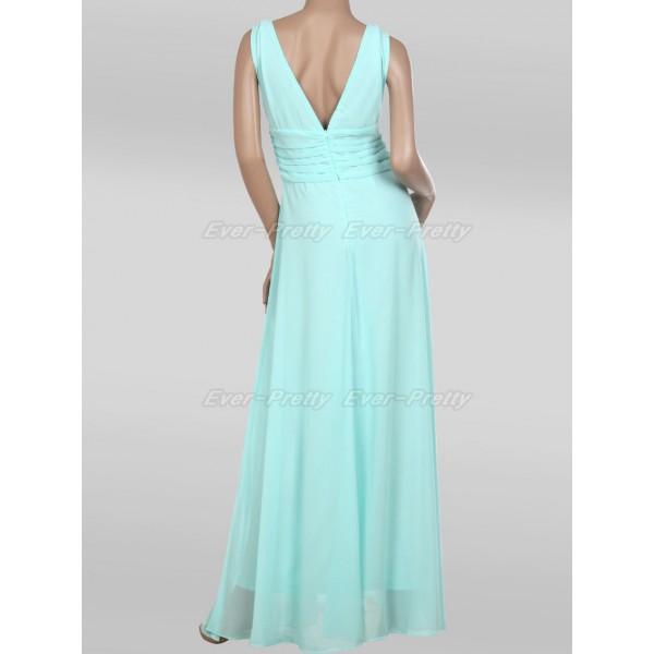 33f7c50f9a5 Nebesky jemné společenské šaty Ever Pretty 9016 - 15 barev - Angel ...