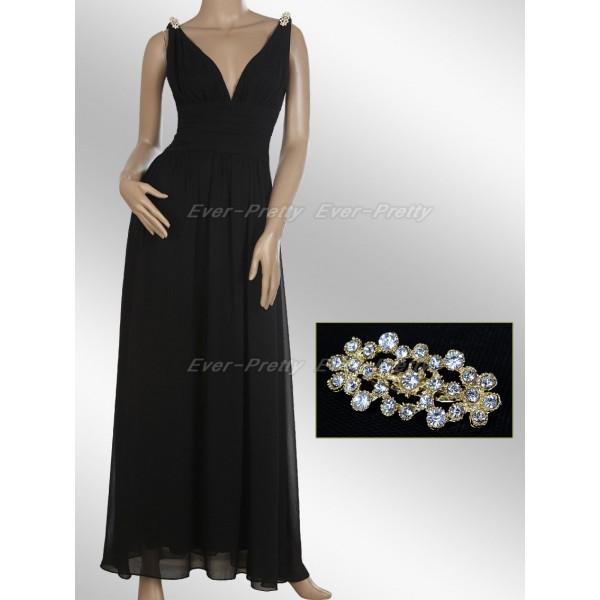 31f4db3c6b48 Nebesky jemné společenské šaty Ever Pretty 9016 - 15 barev - Angel ...