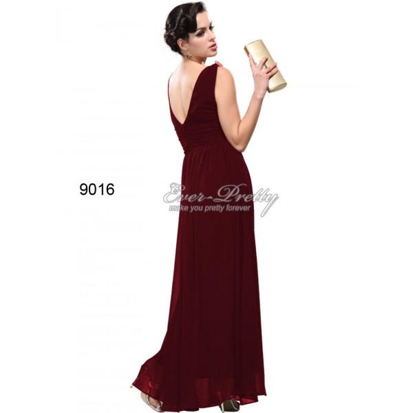Nebesky jemné společenské šaty Ever Pretty 9016 - 15 barev - Angel ... 7fc1049b72a