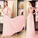 Elegantní společenské dámské šaty Ever Pretty s vlečkou 9672 - 10 barev