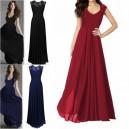 Dámské společenské, večerní šaty - 3 barvy