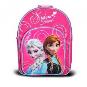 Dětský, dívčí baťoh, batůžek růžový s glitry Frozen