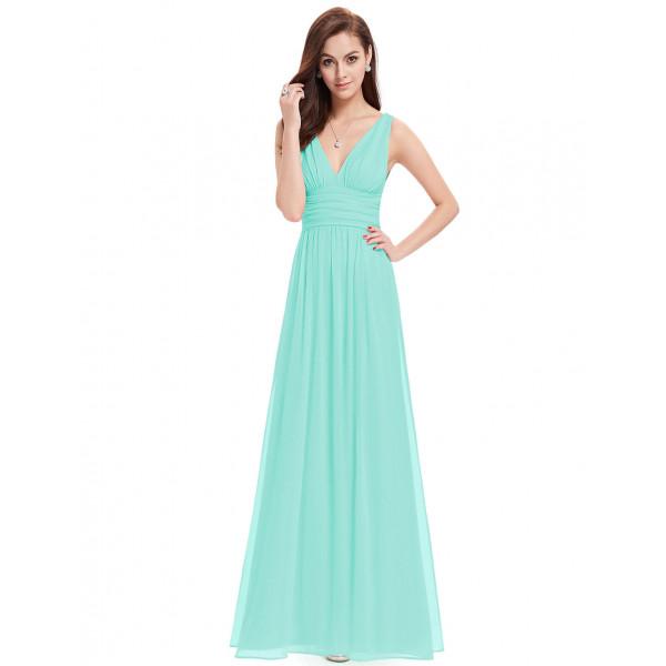 7b1ff01d528d Nebesky jemné společenské šaty Ever Pretty 9016 - 14 barev - Angel ...
