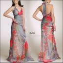 Ohromující večerní, letní, květinové šaty Ever Pretty 9617