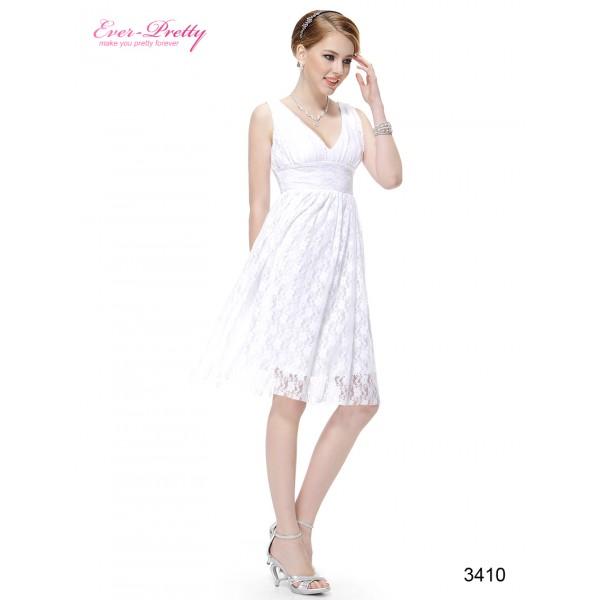 Překrásné krajkové společenské šaty Ever Pretty 3410 - 6 barev ... c9c39d7deb