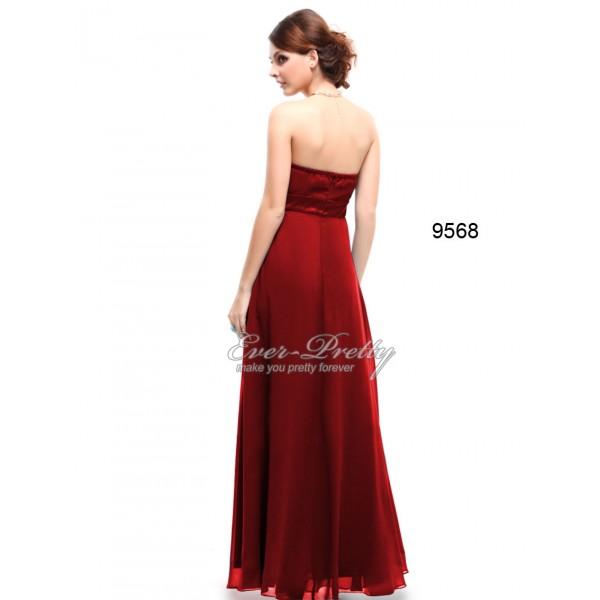 Šifónové společenské šaty Ever Pretty bez ramínek 9568 - 3 barvy ... 44ec53fe310